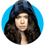 Character from Orphan Black